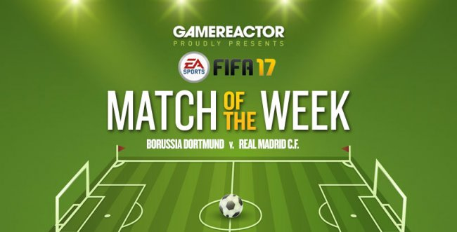 FIFA Match of the Week - Dortmund vs. Real Madrid