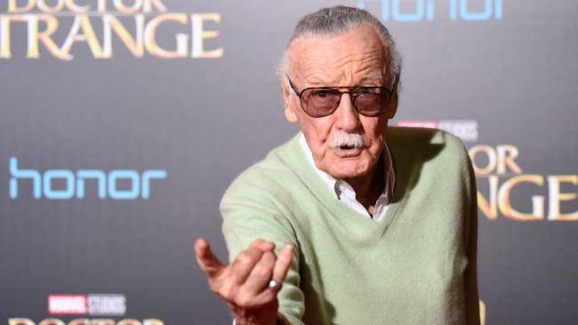 Stan Lee has died