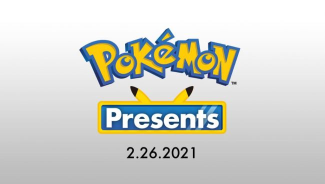 A Pokémon Presents broadcast is scheduled for tomorrow