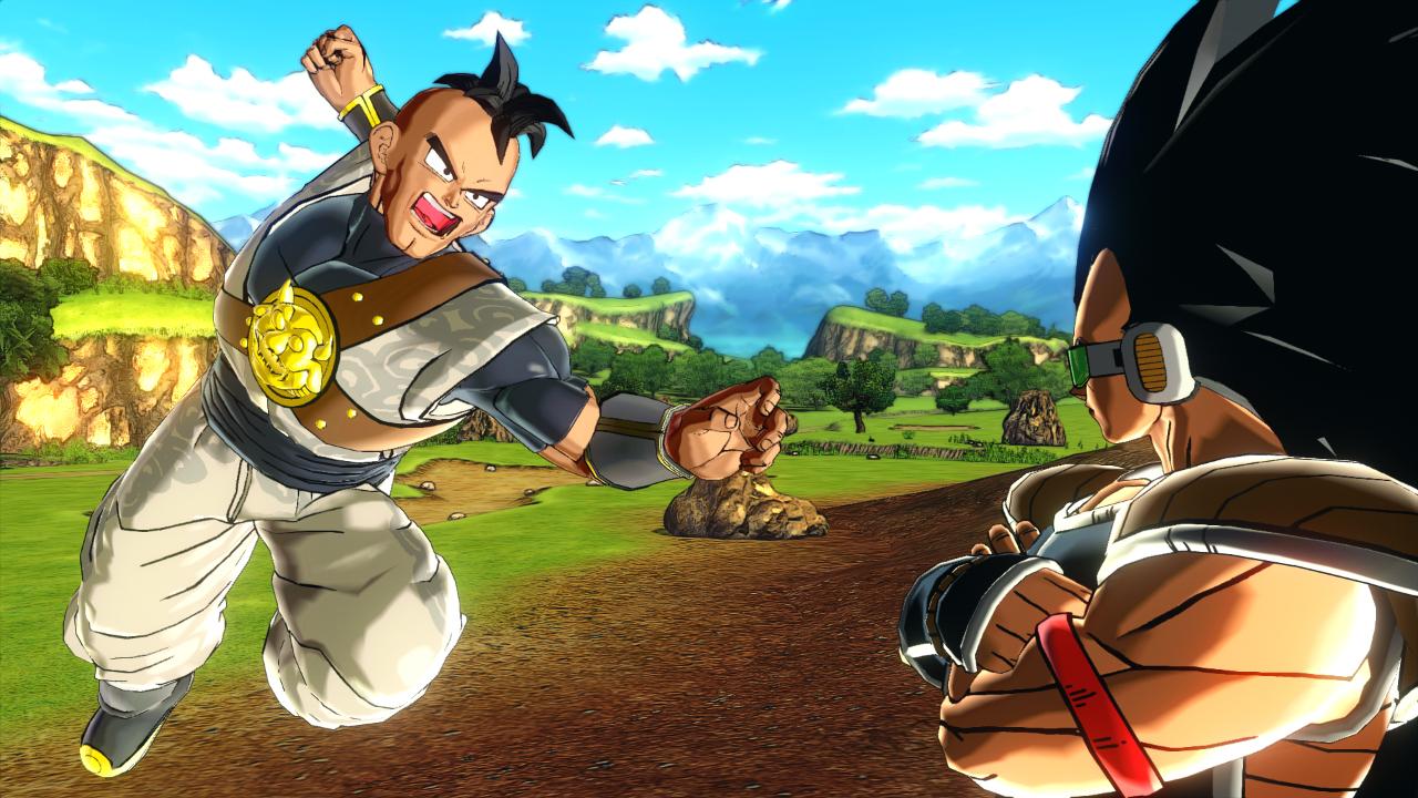 Bientot ! Dragon Ball Z Xenoverse Pour Pc ! Dragonballxenoverse_1323724b