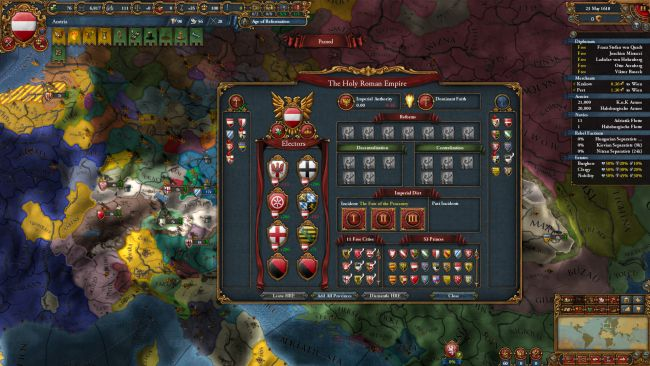 Europa Universalis 4 game director gives apology for low quality of recent releases