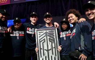 The first NBA 2K League competition won by 76ers GC