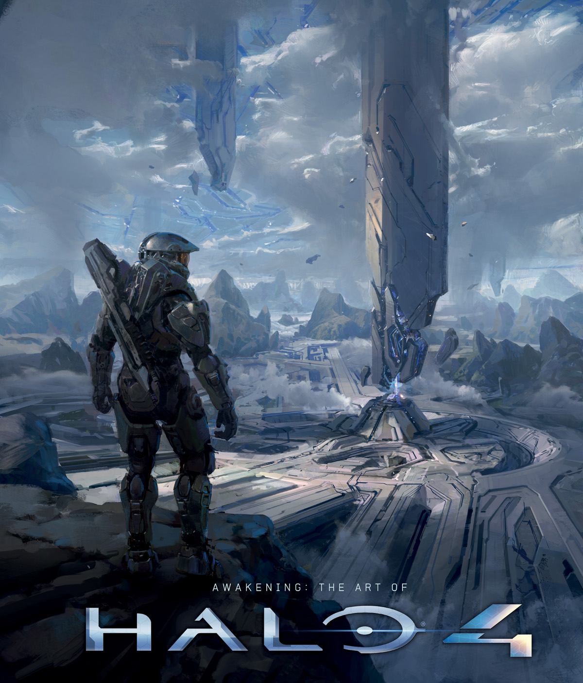 Pictures Of Awakening The Art Of Halo 4 6 6