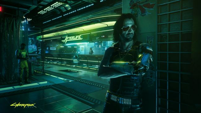 Don't expect Cyberpunk 2077's DLC to be revealed until after launch
