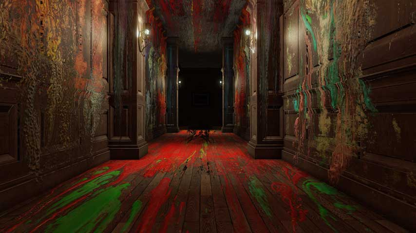 blog gaming test Layers of Fear