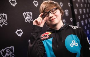 Sneaky parts ways with Cloud9