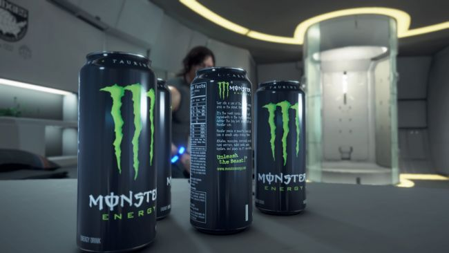 Monster Energy stock prices jump after Death Stranding launch