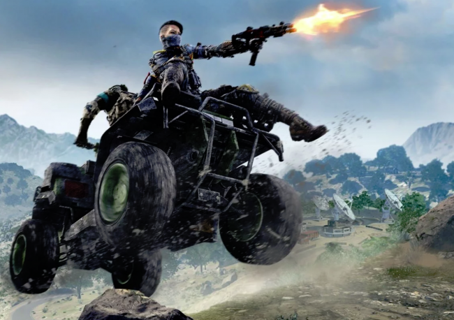 New high-speed vehicles coming to Call of Duty: Blackout?