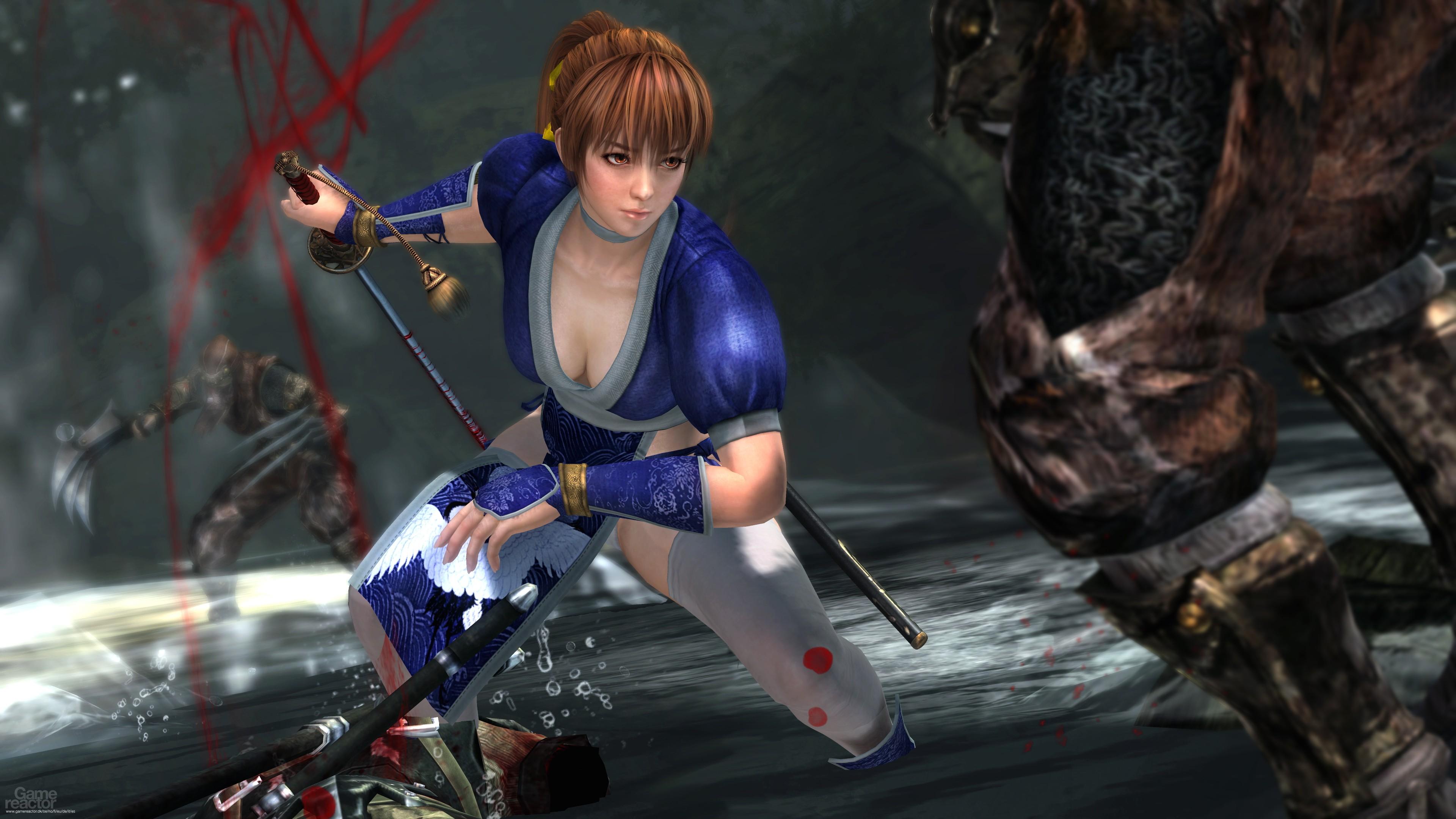 Pictures Of Ninja Gaiden 3 Razor S Edge Gallery 15 21