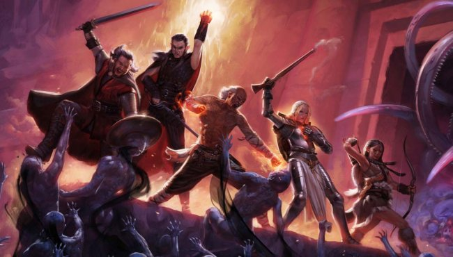 Pillars of Eternity 2 finally being released on PS4/Xbox One