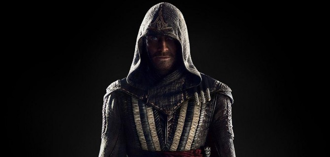 Check out Fassbender as Assassin's Creed's Callum Lynch