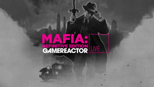 We're playing Mafia: Definitive Edition on today's GR Live