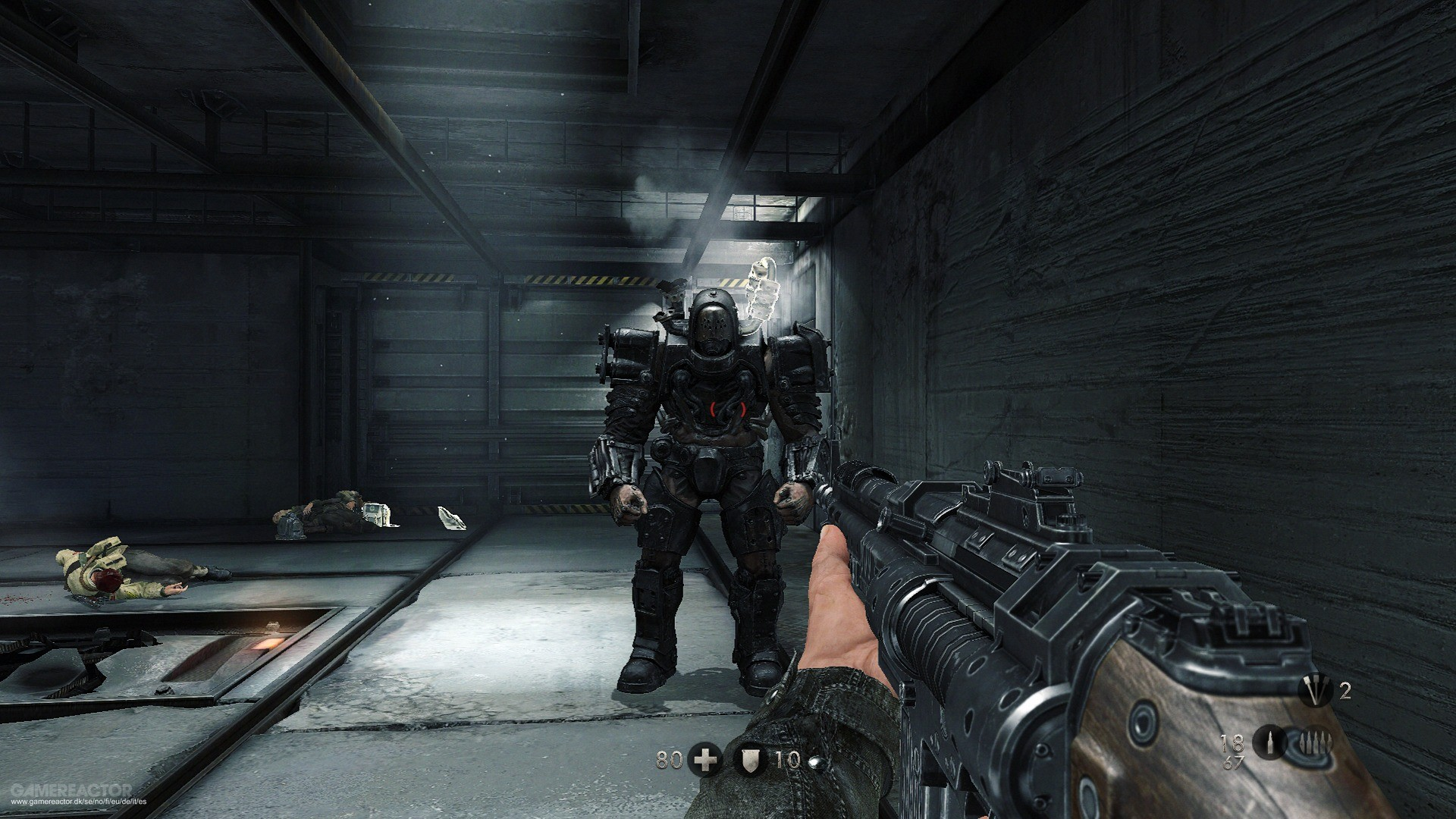 Pictures Of Wolfenstein The New Order 11 12