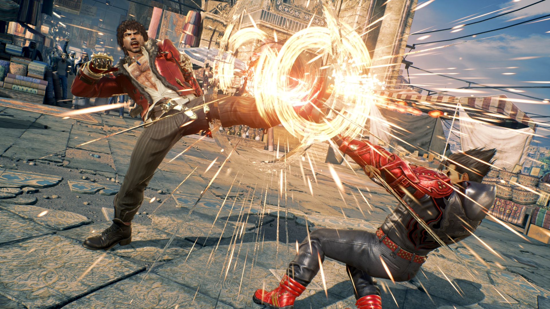 Pictures of Miguel joins the Tekken 7 roster 2/8