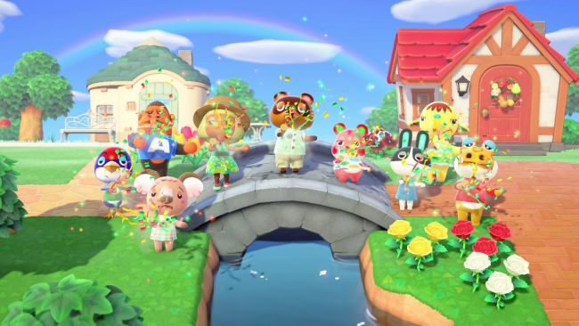 Animal Crossing: New Horizon sells over 3 million in Japan