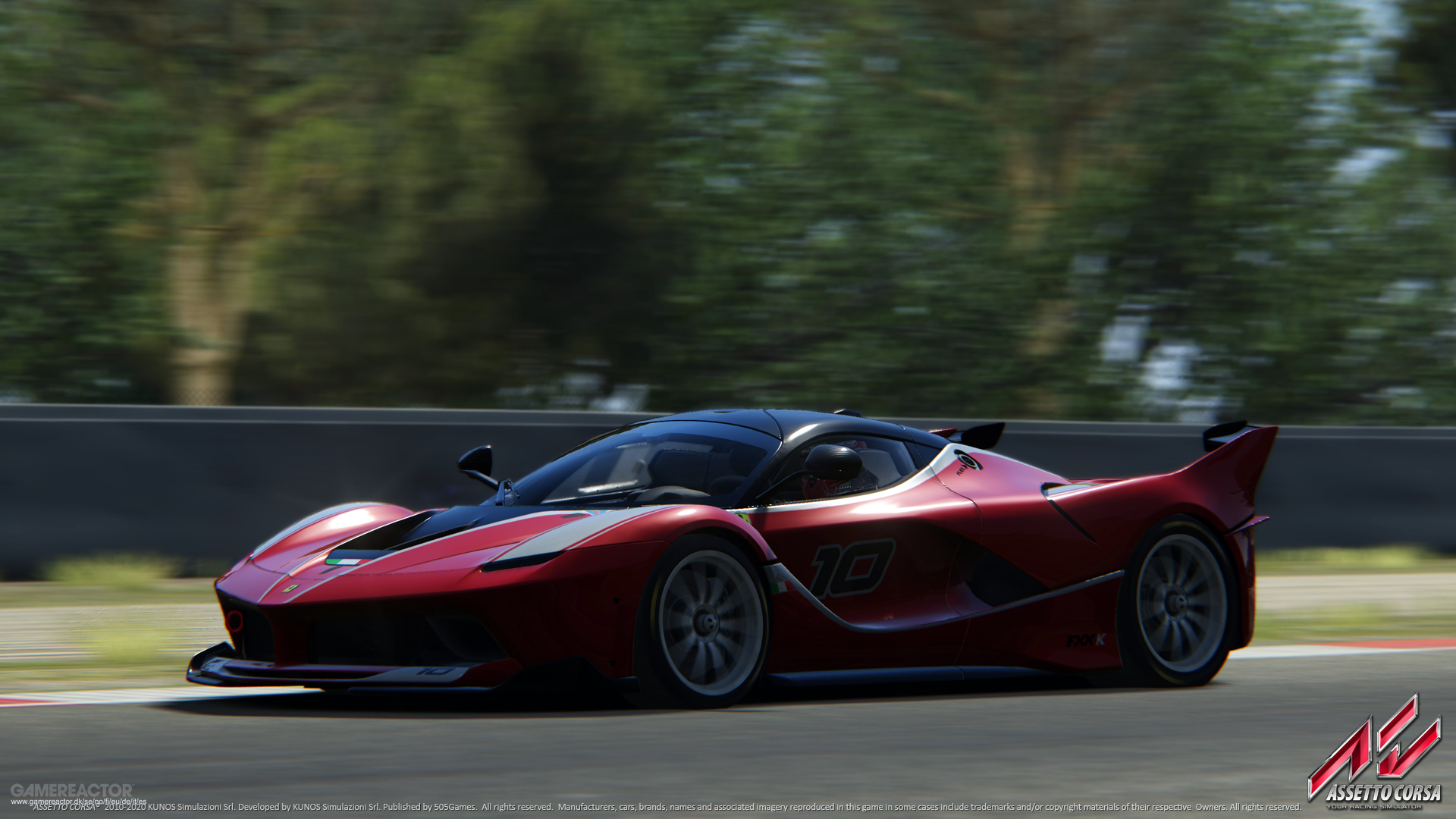 Assetto Corsa - Console Impressions Preview - Gamereactor