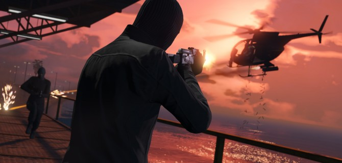 Charts: GTAV takes its 12th number one