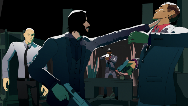John Wick Hex lands on PS4 in May
