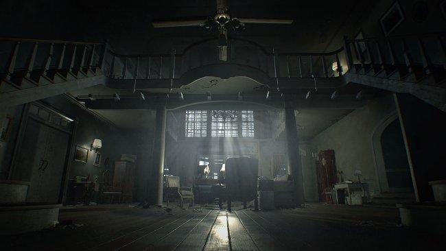 Znalezione obrazy dla zapytania resident evil 7 bakers house