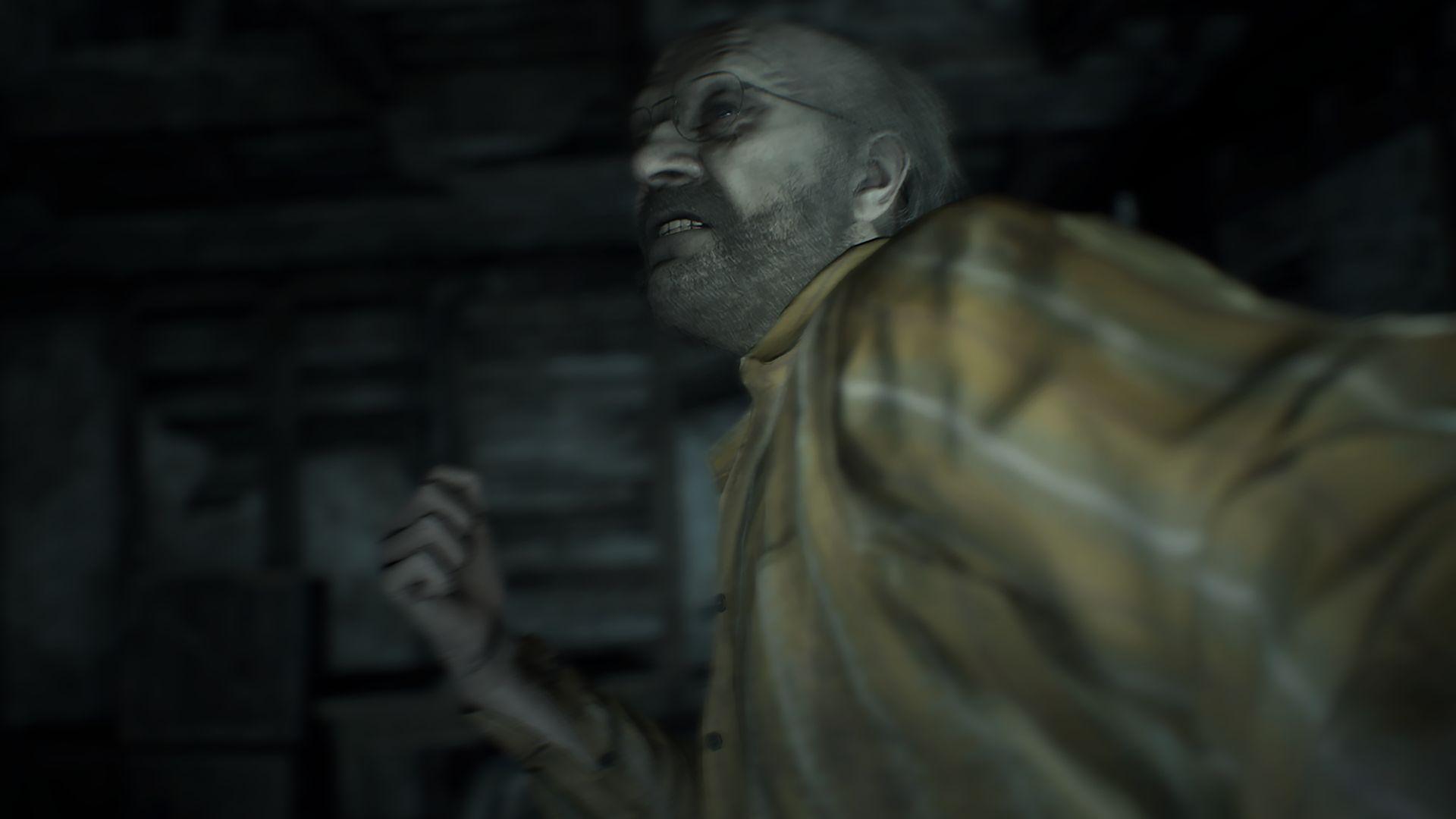resident evil 7 biohazard vr trailer