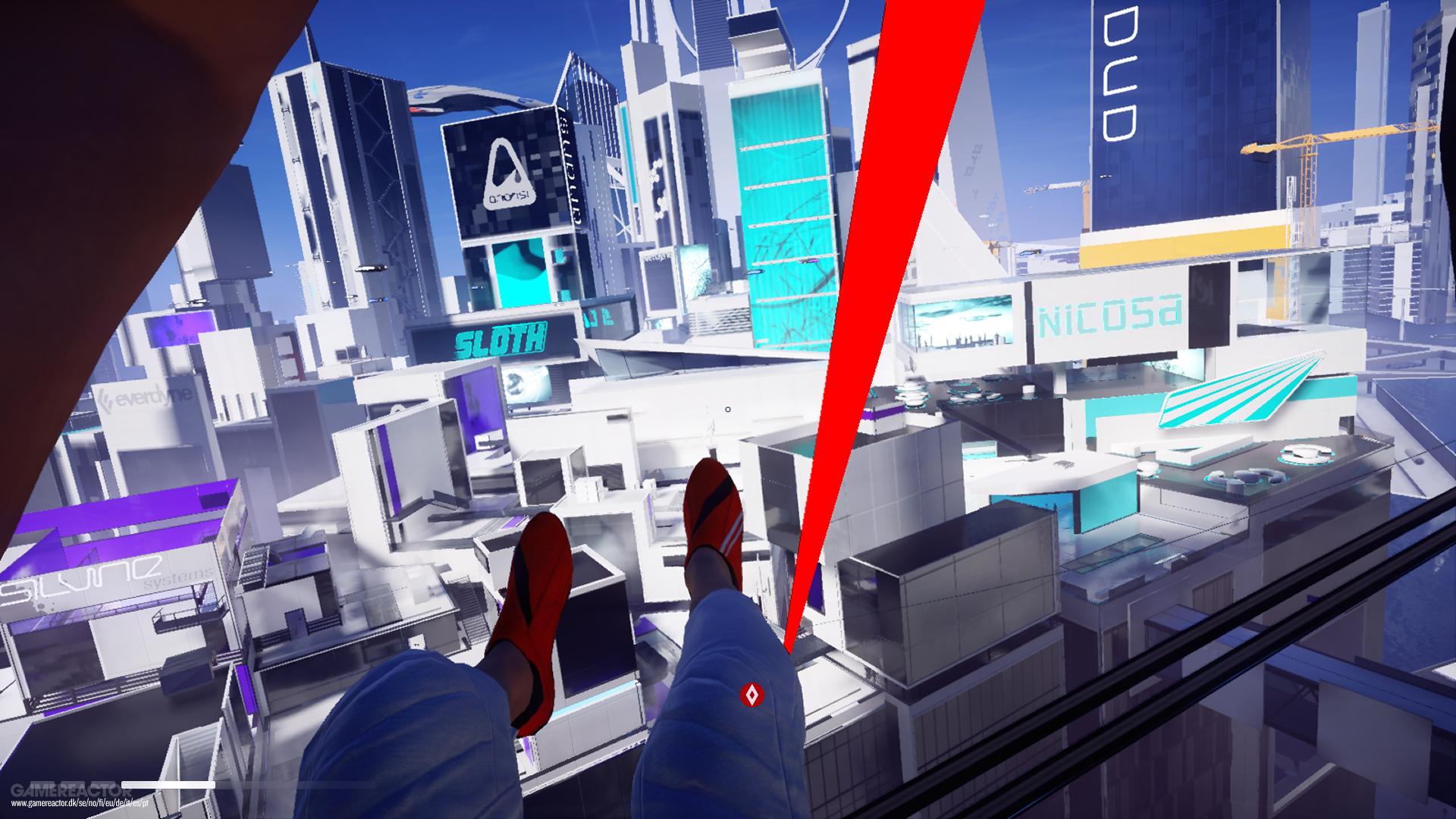 Mirror's Edge Catalyst Review - Gamereactor
