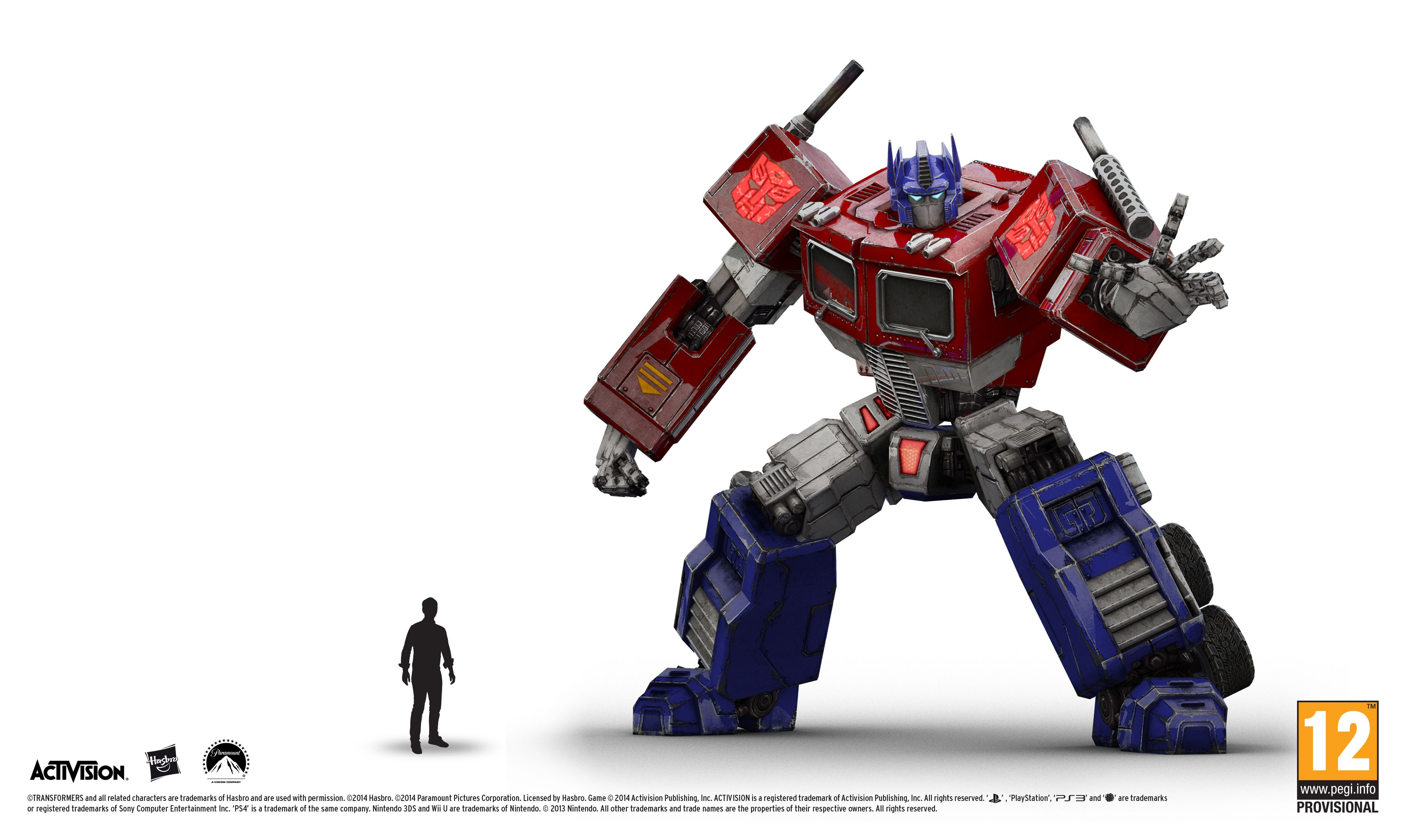 pictures of optimus prime in transformers: rise of the dark spark 4/5