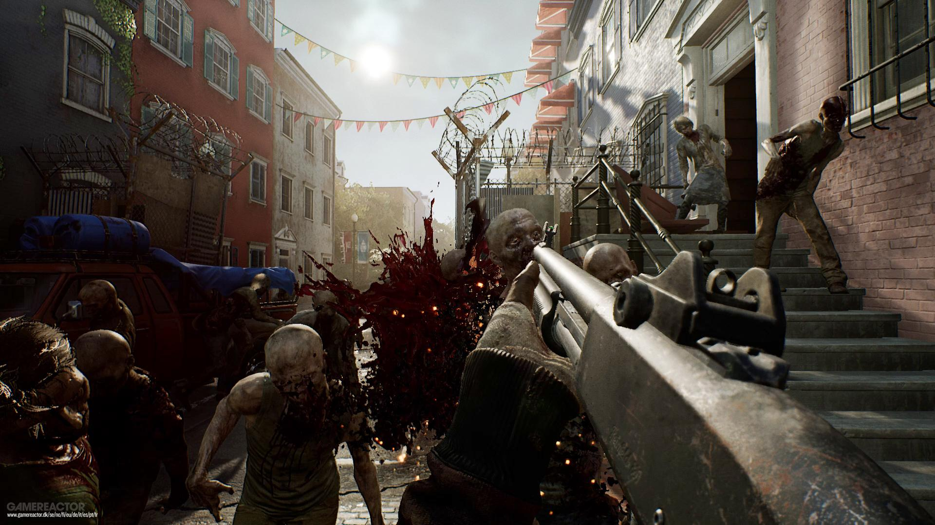 Overkill's The Walking Dead - Hands-On