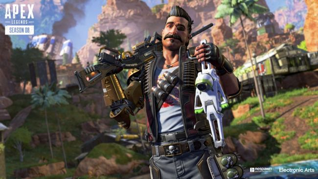 Apex Legends now has over 100 million players