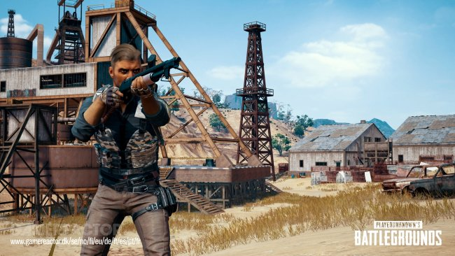 Check out video review of PlayerUnknown's Battlegrounds