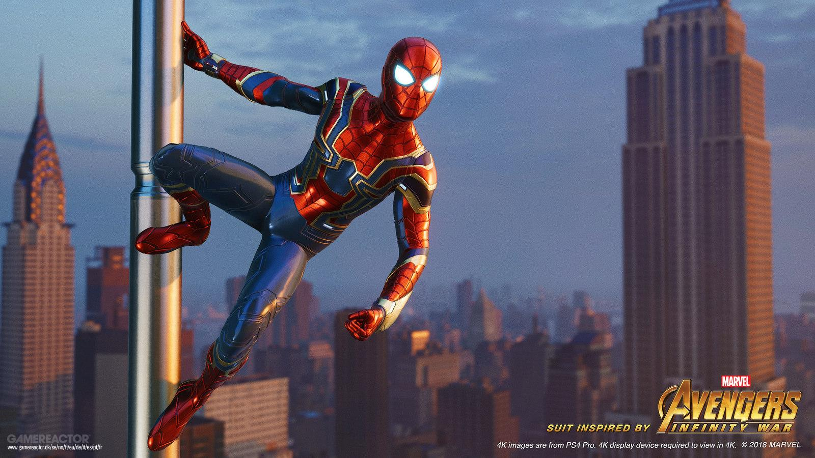 Intihar Spider Man Will Very Much Be An Insomniac Game