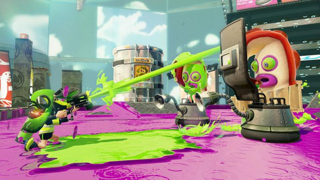 Splatoon Review Impressions Review - Gamereactor
