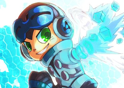 New Mighty No. 9 trailer shows off your abilities