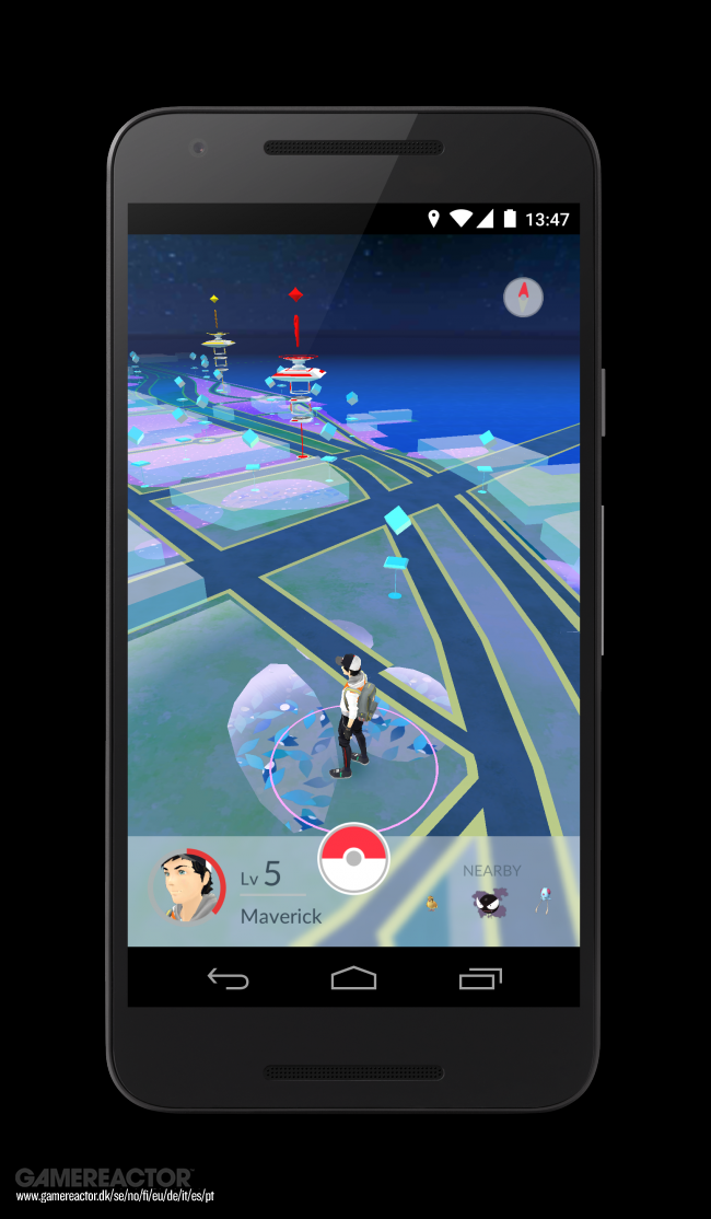 Pokémon Go is getting a trading system soon