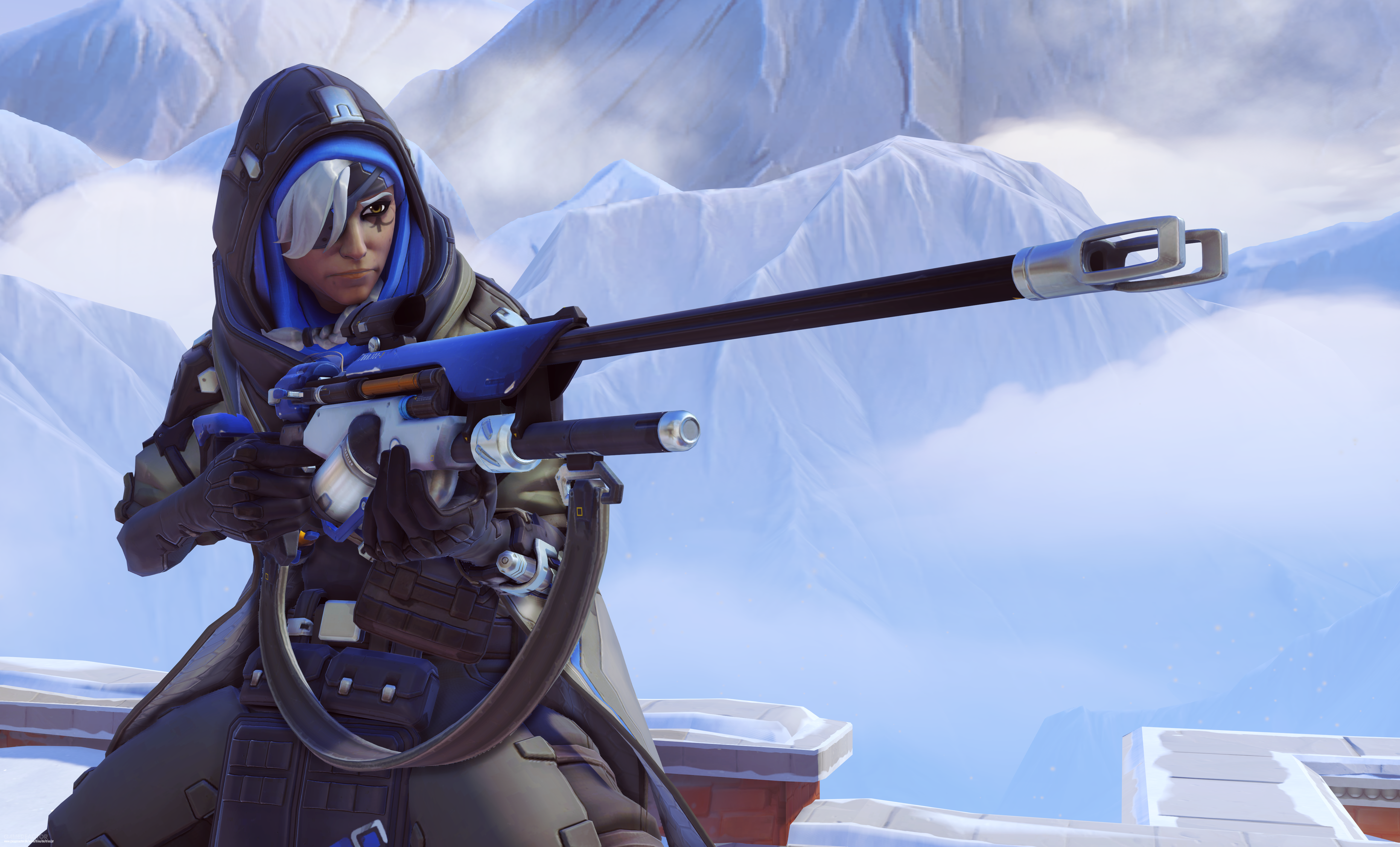 Next Overwatch patch adds new controller aiming mode