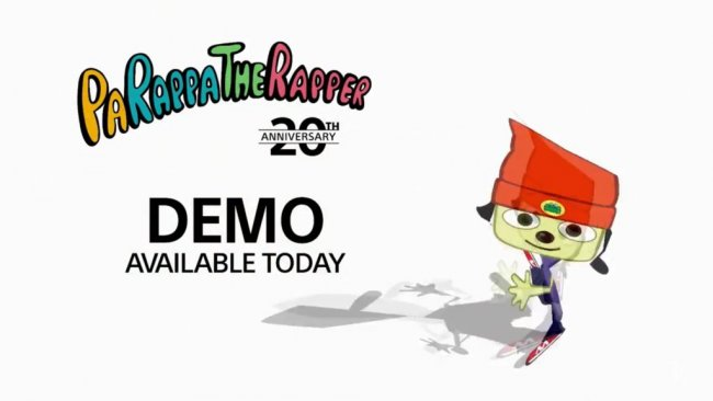 Parappa the Rapper gets remastered on PS4
