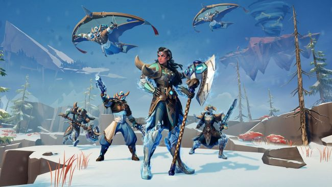 Action RPG Dauntless is getting a massive patch today
