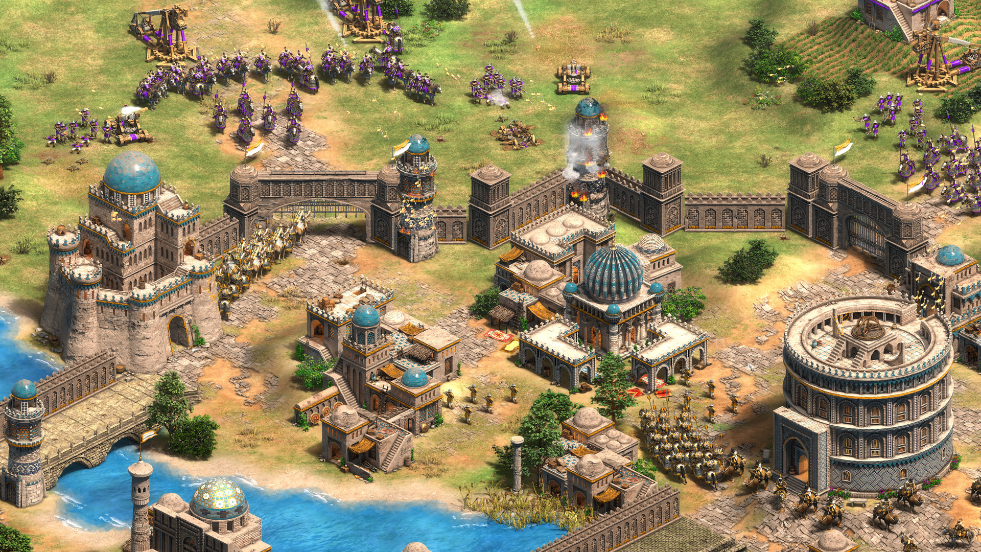 Age of Empires II: Definitive Edition Review - Gamereactor