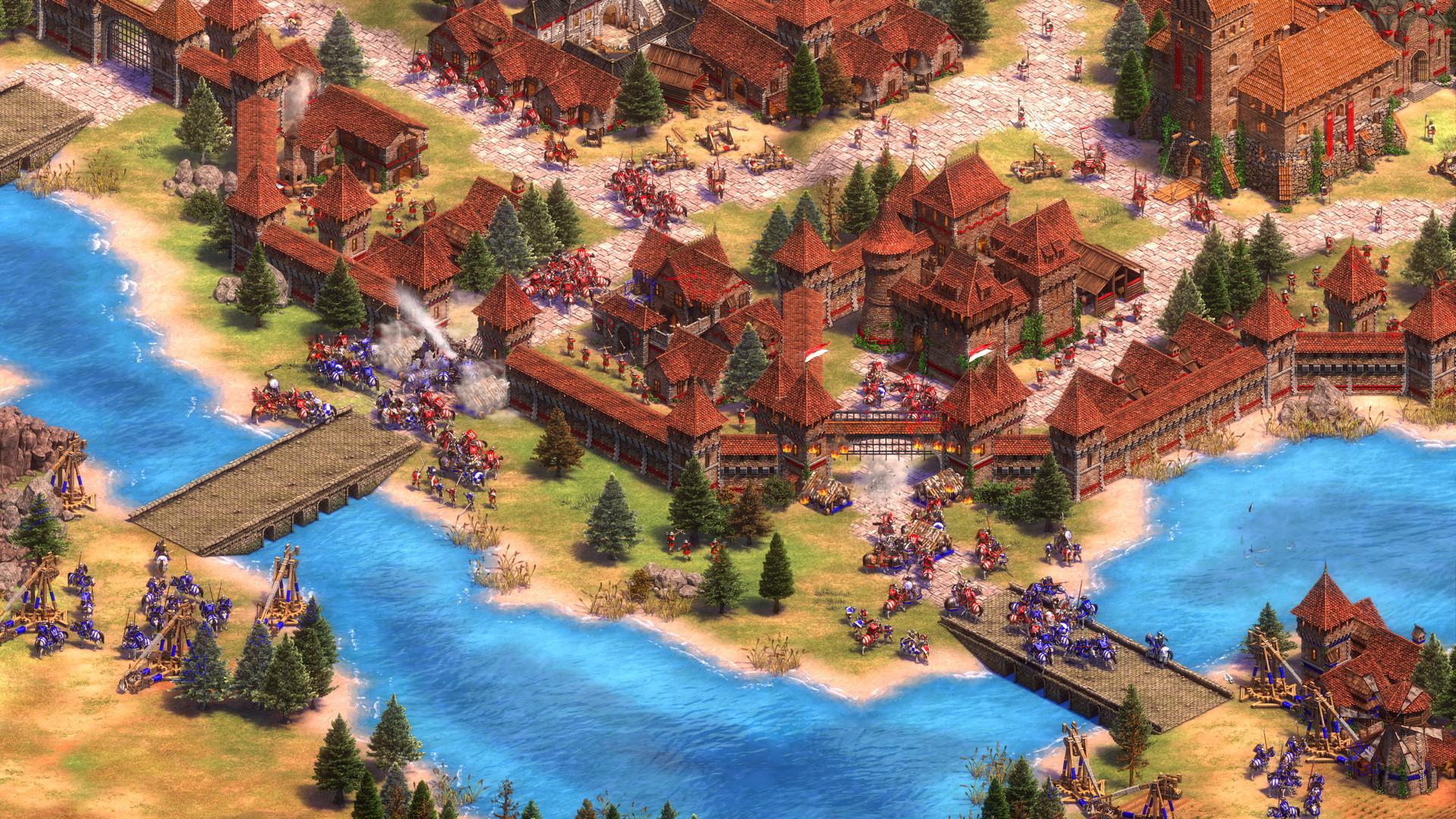 Age Of Empires Ii Definitive Edition Has Nostalgic Launch Trailer
