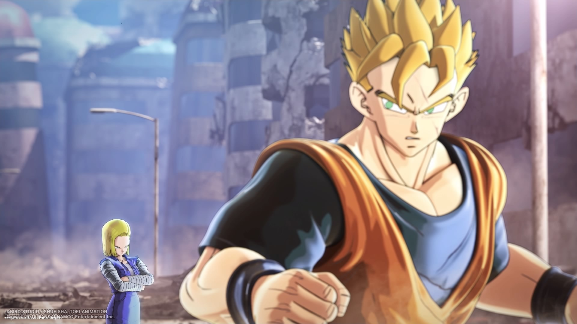 Dragon Ball Xenoverse 2 Review - Gamereactor