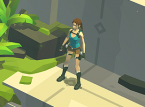 Lara Croft GO for PS4/Vita may be announced this weekend