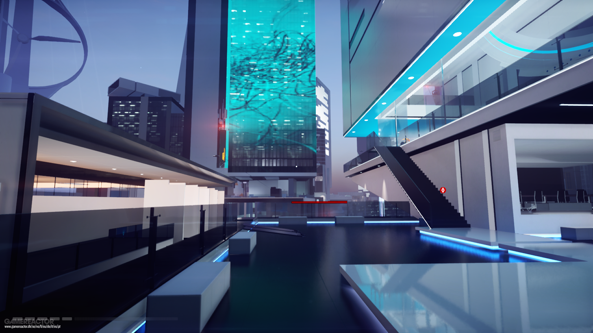 Check out our screens from Mirror's Edge Catalyst