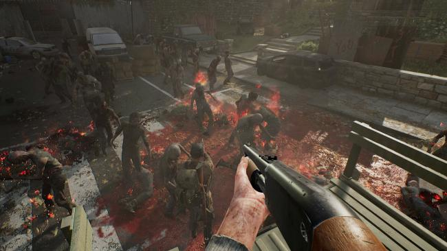 Overkill's The Walking Dead - Hands-On Preview - Gamereactor