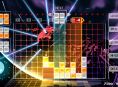 Rhythmic puzzle play returns in Lumines Remastered