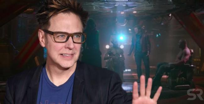 James Gunn not directing Guardians of the Galaxy Vol. 3