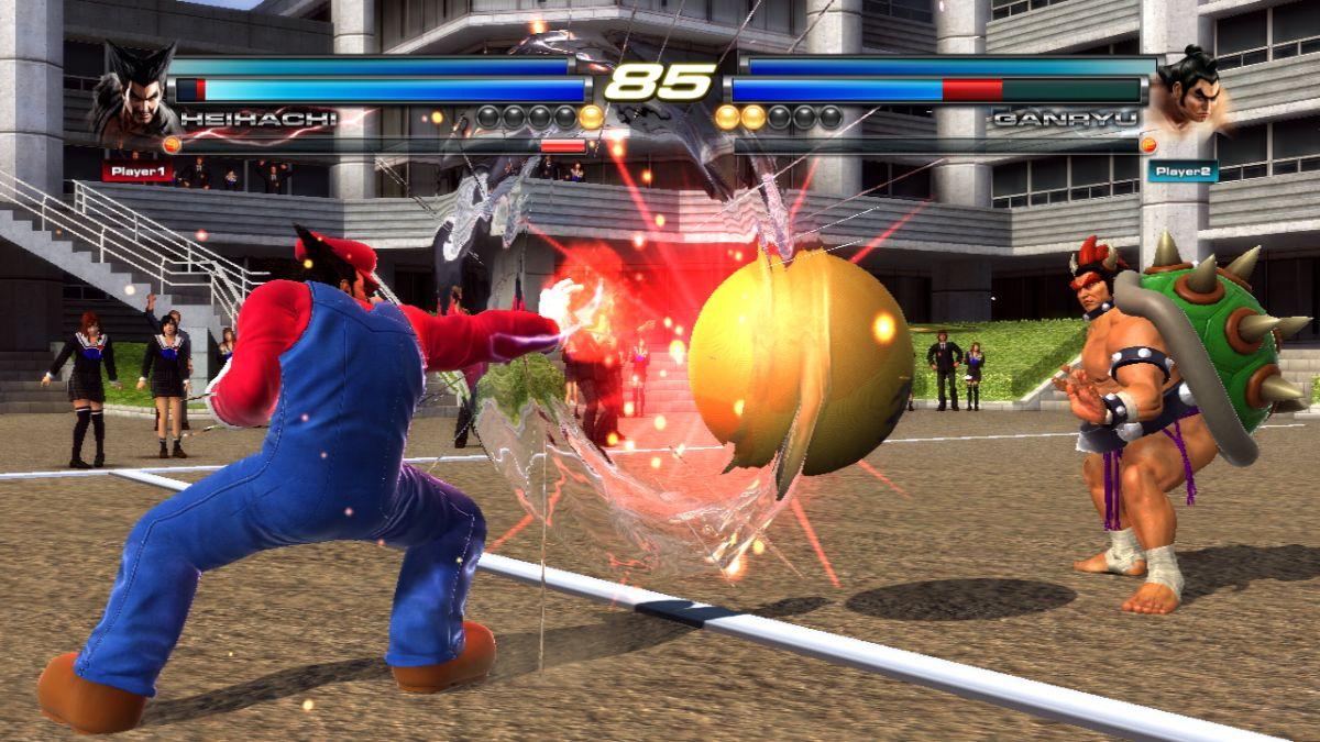 Tekken Tag Tournament 2 Wii U Edition Review Gamereactor