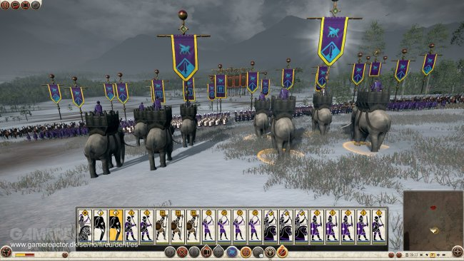 скачать игру на андроид Rome Total War 2 - фото 6