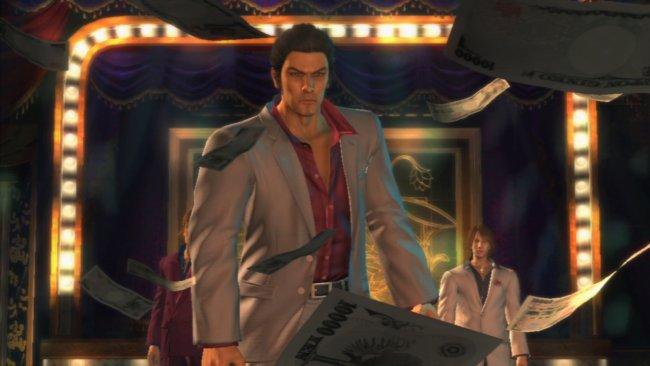 Yakuza 3 demo on PSN