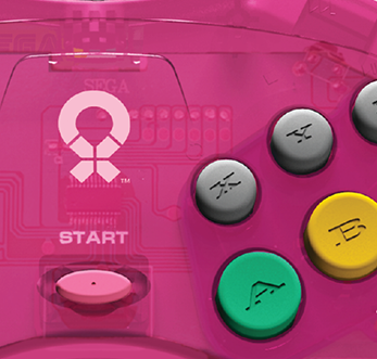 Sega joins the fight against breast cancer by releasing controller