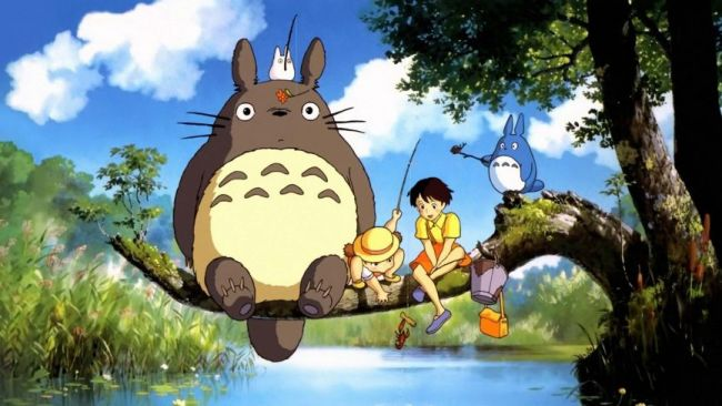 Studio Ghibli films are coming to Netflix next month