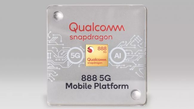 Qualcomm Snapdragon 888 is just around the corner